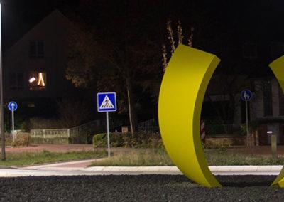 """Skulptur """"Kommunikation"""""""